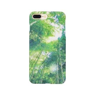 ちくりん Smartphone cases