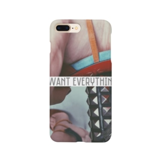 I want everything. Smartphone cases