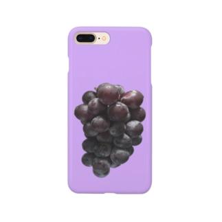 ぶどう🍇 Smartphone cases