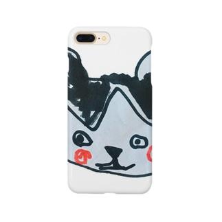 ヒニクマ Smartphone cases