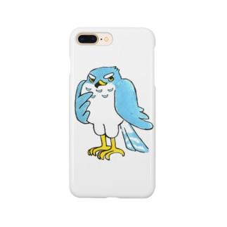 ジェントルファルコン Smartphone cases