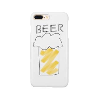 p3coのびあー Smartphone cases