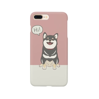 Hi!SHIBA! Smartphone cases
