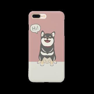 muniのHi!SHIBA! Smartphone cases