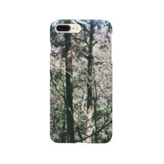 自然の中に Smartphone cases