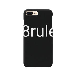 8rule スマホケース Smartphone cases