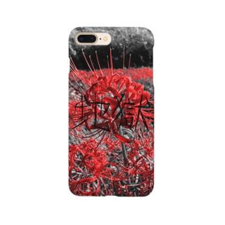 地獄 〜曼珠沙華〜 Smartphone cases