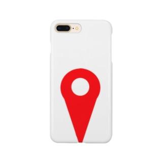 現在地 Smartphone cases