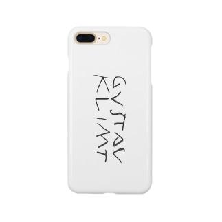 グスタフ・クリムト Smartphone cases
