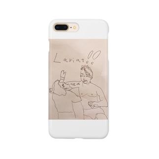 ラリアット!!! Smartphone cases