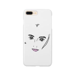 美人 Smartphone cases