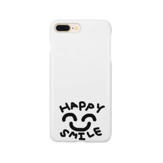 ハッピ〜すまいる君!! Smartphone cases