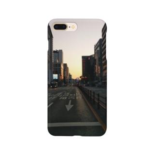 カンコクノマチナミ -韓国の町並み- Smartphone cases