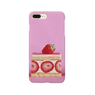 ケーキはいかが? Smartphone cases