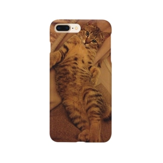 Elegant Cat -Original Version- Smartphone cases
