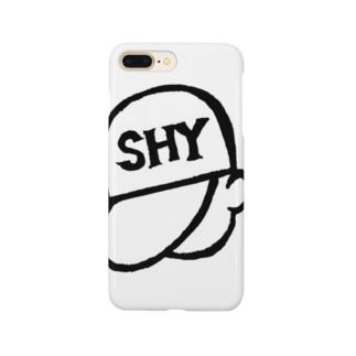 SHY_boy Smartphone cases