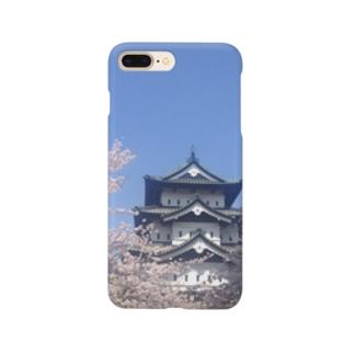 弘前城 Smartphone cases