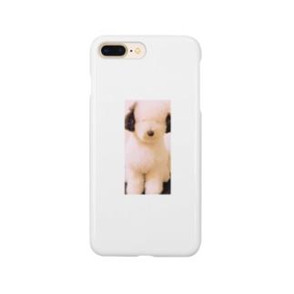 もさもさくん Smartphone cases
