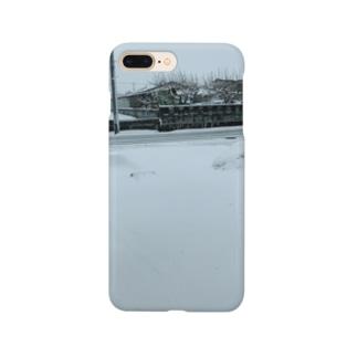 雪国 Smartphone cases