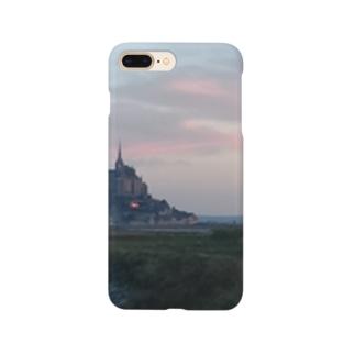 モン・サン・ミッシェル Smartphone cases