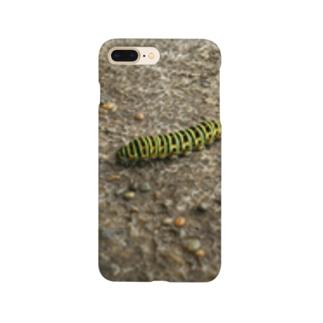 いもむし君 Smartphone cases