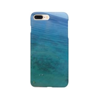 ブルーハワイ Smartphone cases