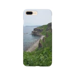 ぎざぎざ Smartphone cases