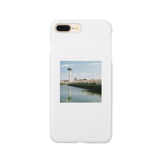 五稜郭の春 Smartphone cases