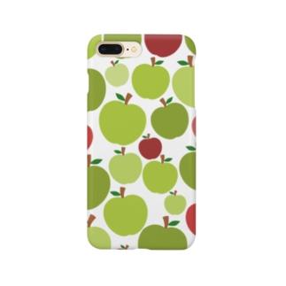 青リンゴ Smartphone cases