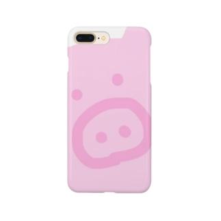 ぶたくん Smartphone cases