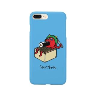 うぉにちゃん Smartphone cases