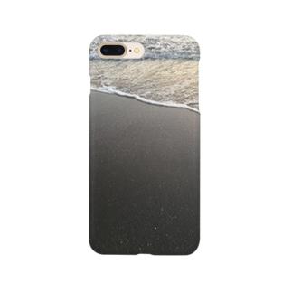 冬の海 Smartphone cases