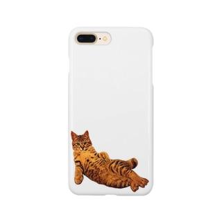 Elegant Cat Smartphone cases