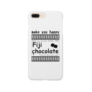幸せチョコレート Smartphone cases