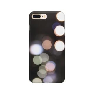 まばゆい Smartphone cases