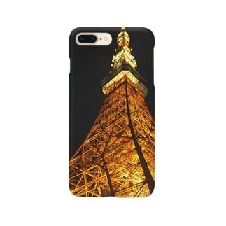 東京タワー Smartphone cases