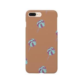 ペロペロキャンディ Smartphone cases