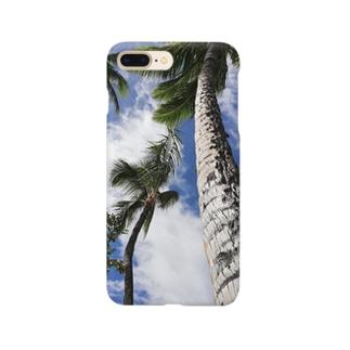 ハワイの木 Smartphone cases