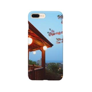 つきあかり Smartphone cases