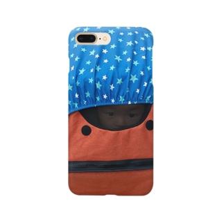 こっちからもみえるんです。 Smartphone cases