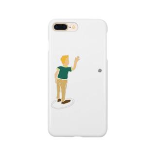 ペタンクボーイ Smartphone cases