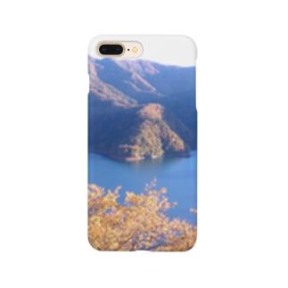 奥多摩の紅葉 Smartphone cases