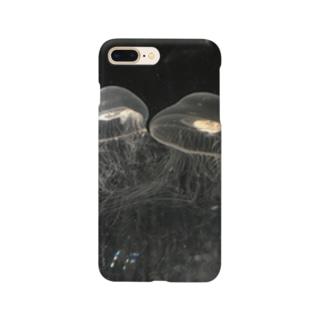仲良しくらげ Smartphone cases