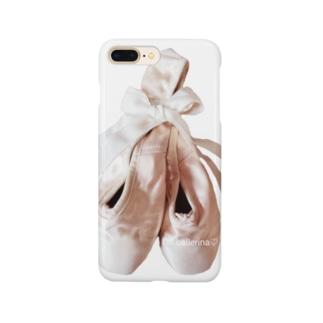 アイムバレリーナ Smartphone cases
