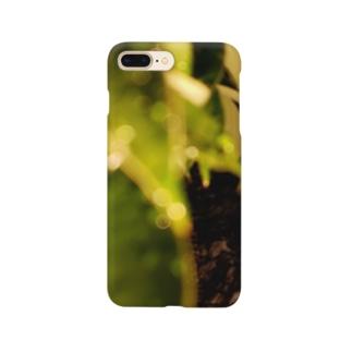 夜の葉 Smartphone cases