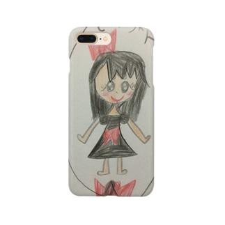 ピアちゃん Smartphone cases