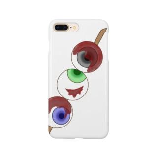 三色団子 Smartphone cases