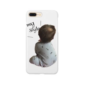 うちの赤ちゃん Smartphone cases