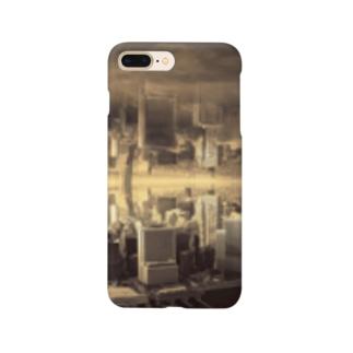 反転した街 Smartphone cases