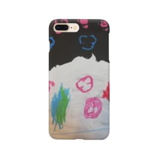 おばけちゃん Smartphone cases